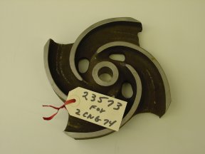 WORTHINGTON IMPELLER